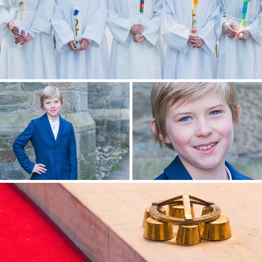 Impressionen Erstkommunion Herz-Jesu Portraits